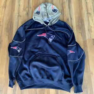 New England Patriots Pull over sweat shirt